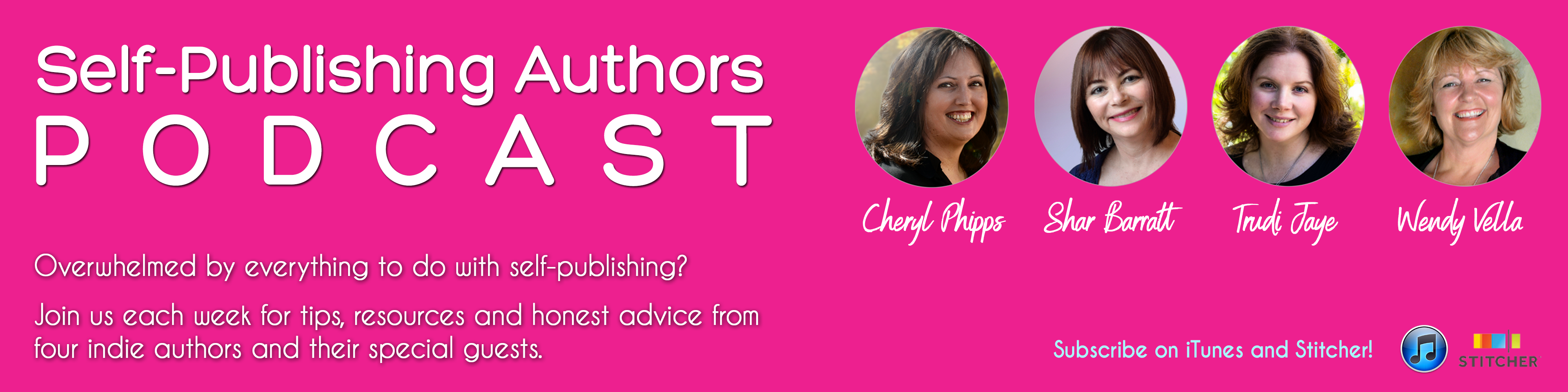 Self Publishing Authors Podcast