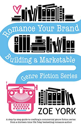 Romance Your Brand book from Zoe York